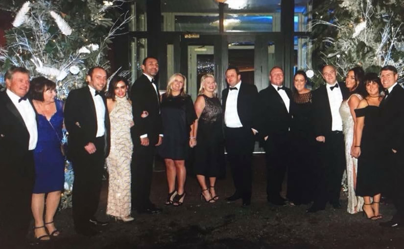 Hollywood Christmas Ball 2017